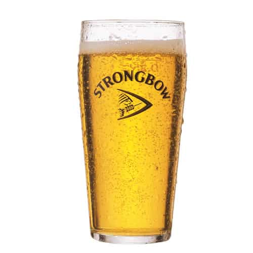strongbow-tapped